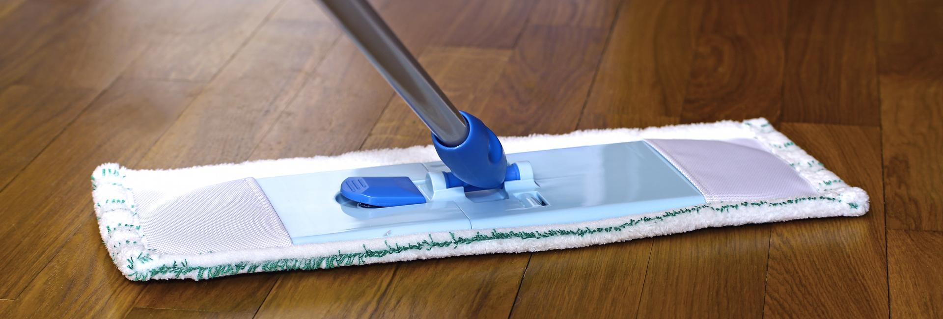 Nettoyage parquet flottant