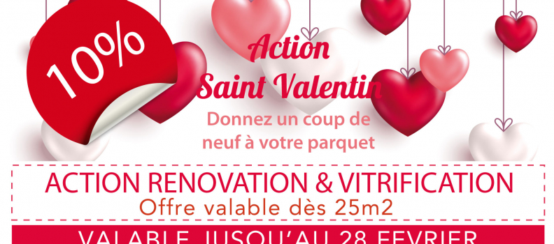Action Saint Valentin