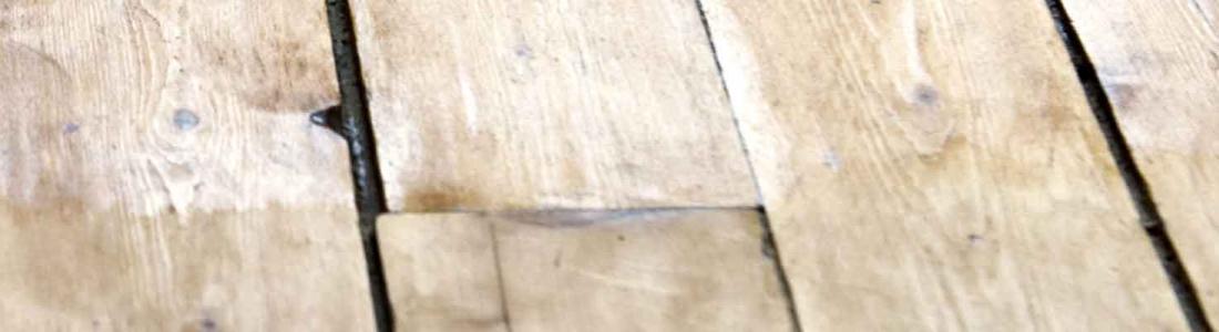 Que faire en cas de rayure sur son parquet?
